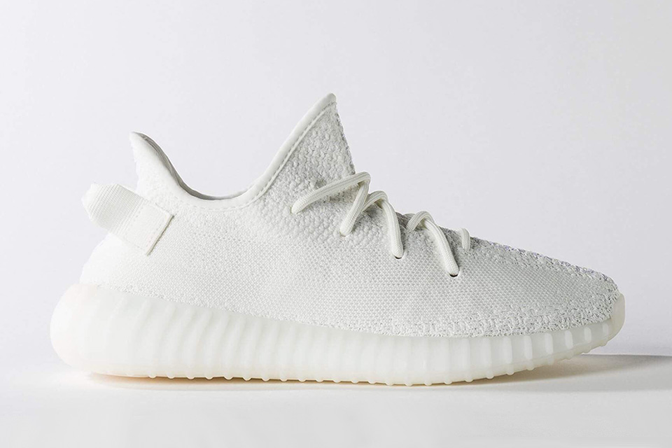 Adidas Yeezy Boost 350 V2 Cream White Release Date April 29th