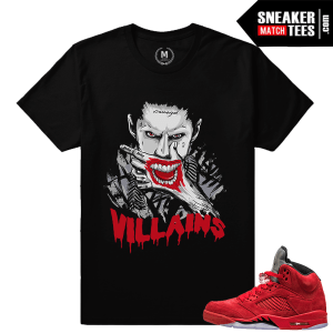 Air Jordan 5 Sneaker tee shirt