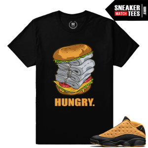 Chutney 13s Sneaker Match Tee Shirts