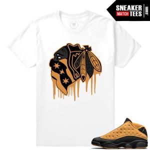 Chutney 13s t shirt sneaker tees