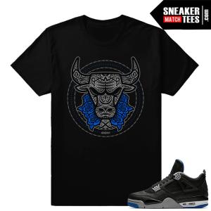 Clothing t shirts to match Jordan 4 Alternate Motorsport Black