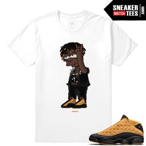Jordan 13 Chutney Sneaker tee shirts