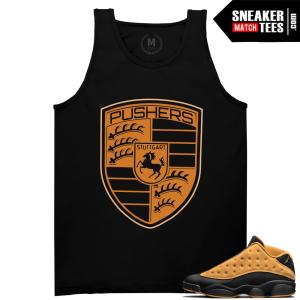 Jordan 13 T shirt Chutney 13s