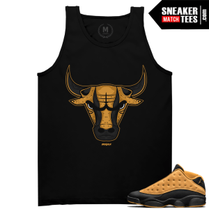 Jordan 13s Chutney Match Shirt