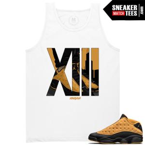 Jordan 13s matching Sneaker Shirt