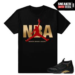 Jordan 14 DMP Pack Match Shirts