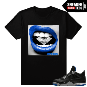 Jordan 4 Motorsport Away Matching TShirt