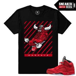 Jordan Retros 5 Match Shirt