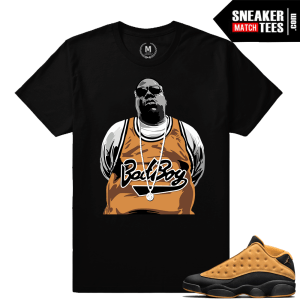 Match Air Jordan 13 Chutney Sneaker tees
