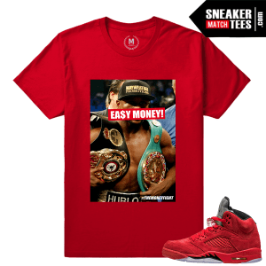 Custom T shirt Mayweather