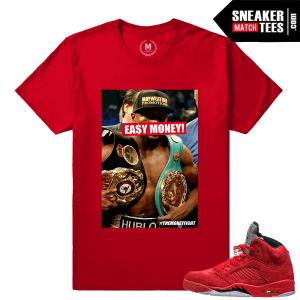 Custom T shirt Mayweather