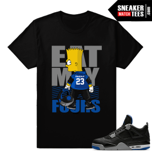 Shirt to Match Jordan 4 Motorsport Away