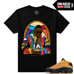Shirt to match Jordan 13 Chutney low