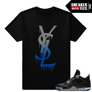 Shirts to match Jordan 4 Alternate Motorsport