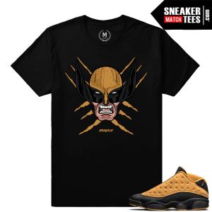 Tee Shirt Match Jordan 13 Chutney