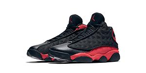 Air Jordan Retro 13 Bred 2017 Collection