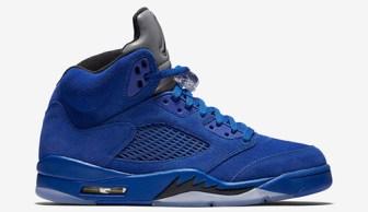 Jordan Release Date 2017 - Air Jordan 5 Blue Suede