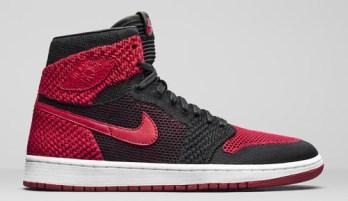 Jordan Release Dates 2017 Jordan 1 flyknit banned