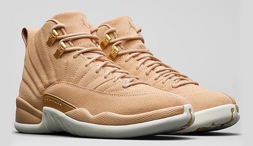 Jordan Release Dates Jordan 12 Vachetta