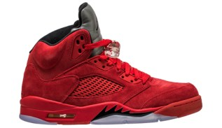 Jordan Release Dates 2017 Air Jordan 5 Red Suede