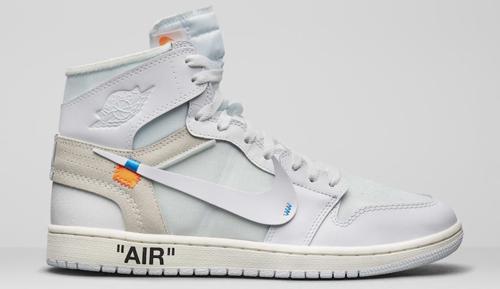 Jordan Release Dates OFF White 1s