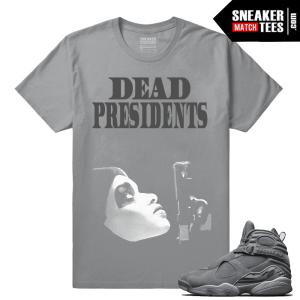 Air Jordan Retros 8 Sneaker Tee shirts