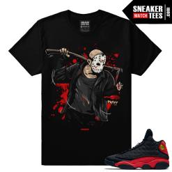 Jordan 13 Bred 2017 shirts to match streetwear clothing