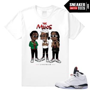 Jordan 5 Cement Streetwear shirt