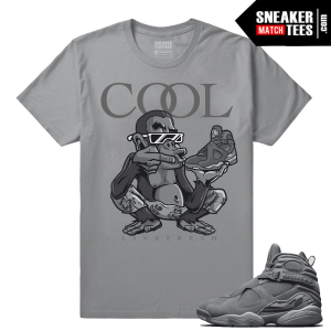 Shirts to wear with Cool Grey 8s