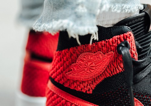 Air Jordan 1 FlyKint Banned New Jordan Releases