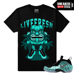 Island Green Foams Sneaker tees