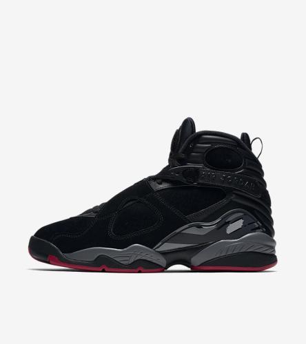 Jordan 8 Bred Sneakers