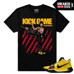 Kyrie 3 Mamba Mentality Sneaker Tee Shirt