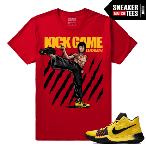 Kyrie 3 Nike Shirts to Match