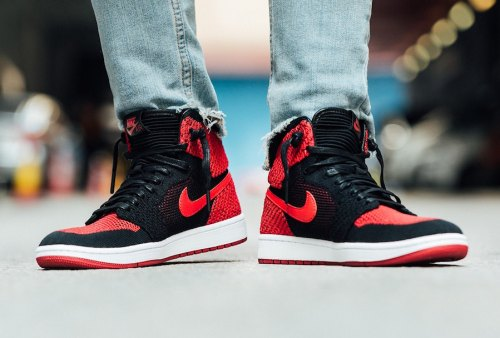 New Jordans Air Jordan 1 Flyknit Banned
