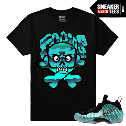 Nike Foamposites sneaker tees shirts to match