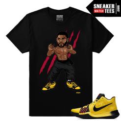 Nike Kyrie 3 Mamba Mentality Sneaker Match Tees