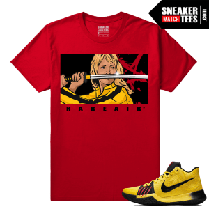 Nike Kyrie 3 Sneaker Shirts to Match