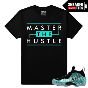 T shirts match Island Green Foams