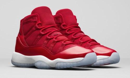 Air Jordan 11 Gym Red Win Like 96 _1