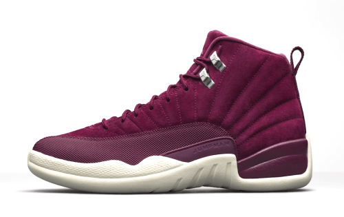 Air Jordan 12 Bordeaux _2