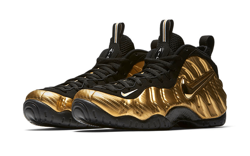 aab737c5999 Gold foams shirts sneaker clothing sneaker apparel gold png 361x225 Polo  foamposites