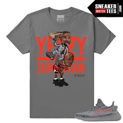 Beluga Yeezy Boost 350 V2 Sneaker tees Yeezy Over Jumpman