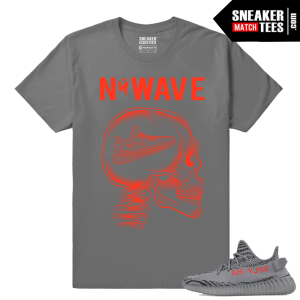 Yeezy Boost 350 V2 Beluga 2 Grey T shirt NuWave Sneakerhead