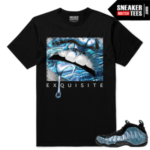 Abalone Foamposites Sneaker tees Exquisite lips