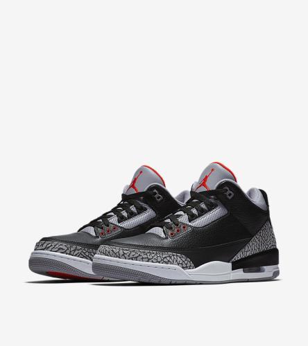 Jordan 3 Black Cement _1