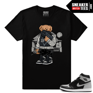 OG Shadow 1s Match Sneaker tees