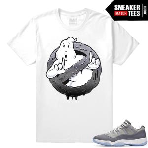 Cool Grey shirt matching Jordan 11