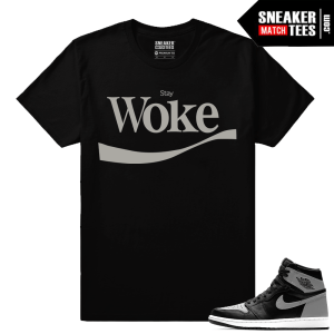Jordan 1 Retro t shirts Match Shadow 1