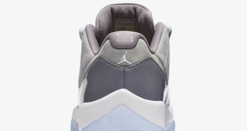 Jordan 11 Cool Grey lows